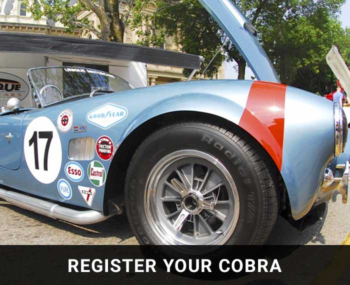 register your cobra