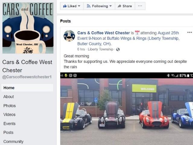 Ohio Cobra Club - News
